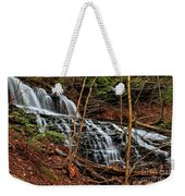 Fall Through The Woods Weekender Tote Bag