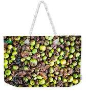 Fallen Apples Weekender Tote Bag