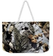 Fallen Birch Weekender Tote Bag