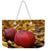 Fallen Fruit Weekender Tote Bag