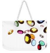 Falling Gems Weekender Tote Bag