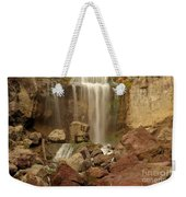 Falling Into The Canyon Weekender Tote Bag