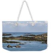 Falling Tide Iles Chausey Weekender Tote Bag