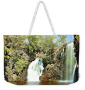 Falling Waters V2 Weekender Tote Bag