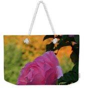 Fall's Final Rose Weekender Tote Bag