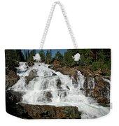 Falls Glen Alpine Falls Tahoe Weekender Tote Bag