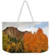 Fall's Glory Weekender Tote Bag