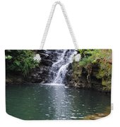 Falls Into The Pond Weekender Tote Bag
