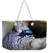 False Darkling Beetle 30 Weekender Tote Bag