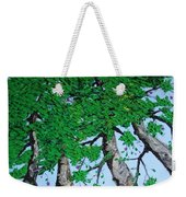 Family Trees Weekender Tote Bag