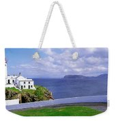 Fanad Head Lighthouse, Co Donegal Weekender Tote Bag