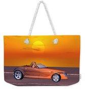 Fanasty Roaster Weekender Tote Bag