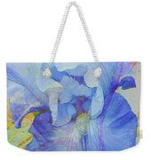 Fanciful Flowers - Iris Weekender Tote Bag