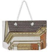 Fancy Arcitecture Weekender Tote Bag
