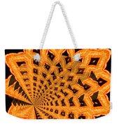 Fancy Coral Weekender Tote Bag