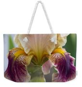 Fancy Dancy Iris Weekender Tote Bag