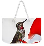 Fancy Friend Weekender Tote Bag