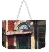 Fancy Green Door Burlington Nj Weekender Tote Bag