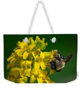 Fanfare For The Common Bumblebee Weekender Tote Bag