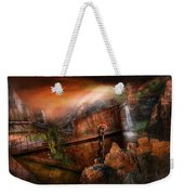 Fantasy - Ship Wrecked Weekender Tote Bag