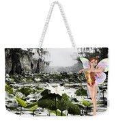Fantasy Woods Weekender Tote Bag