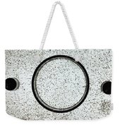 Faraday Cage With No Electric Field Weekender Tote Bag