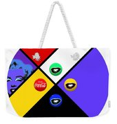 Farewell My Lovely Weekender Tote Bag