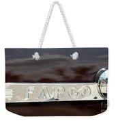 Fargo Weekender Tote Bag