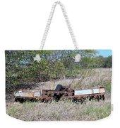 Farm Equipment  Weekender Tote Bag