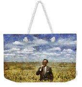 Farm Life - A Good Crop Weekender Tote Bag
