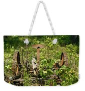 Farm Mower 1 Weekender Tote Bag