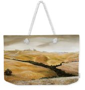 Farm On Hill - Tuscany Weekender Tote Bag