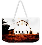 Farm Used Up Weekender Tote Bag