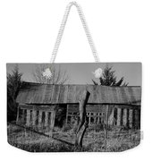 Farmers Building Weekender Tote Bag