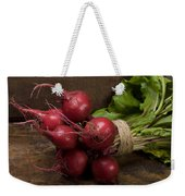 Farmer's Market Beets Weekender Tote Bag