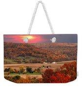 Farmers Of Paint Valley Weekender Tote Bag