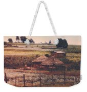 Farming In The Rift Valley Weekender Tote Bag