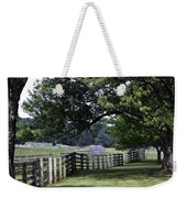 Farmland Shade Appomattox Virginia Weekender Tote Bag