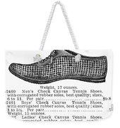 Fashion: Sneakers, 1895 Weekender Tote Bag by Granger