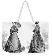 Fashion: Women, 1868 Weekender Tote Bag