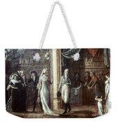 Fashionable Parisians, 1799 Weekender Tote Bag