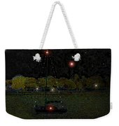 Fat Moon Bay Weekender Tote Bag