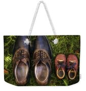 Father And Child Weekender Tote Bag by Joana Kruse
