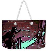 Father And Son Reunion Weekender Tote Bag