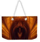 Fawning Obsequiousness Weekender Tote Bag