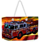 Fdny Engine 68 Weekender Tote Bag