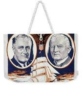 Fdr: Inauguration, 1933 Weekender Tote Bag