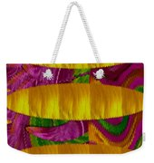 Feather Collage 1 Weekender Tote Bag