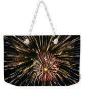 Feathers Of Fire Weekender Tote Bag
