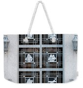 Federal Trade Commission Art Deco Door Weekender Tote Bag by Clarence Holmes
